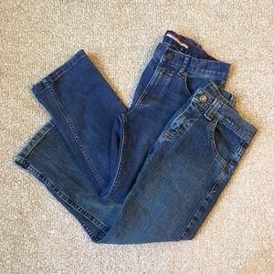 Tommy Hilfiger & Wrangler Size 6 Boy Jeans